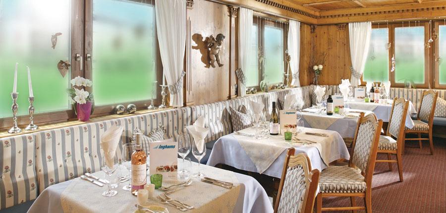 Chalet Hotel Montfort, Lech, Austria - dining room.jpg